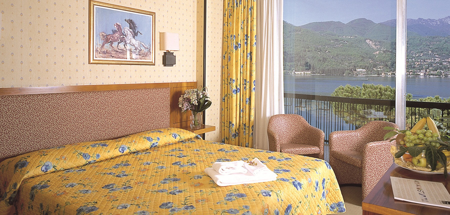 Casimiro Village Park Hotel, Gulf of Salo, Italy - Bedroom.jpg